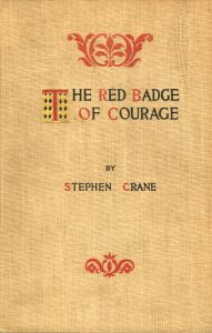 Cover image: Red Badge of Courage. 1895