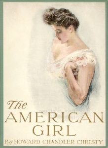 Cover image: The American Girl. Moffat, Yard and Company, 1906.