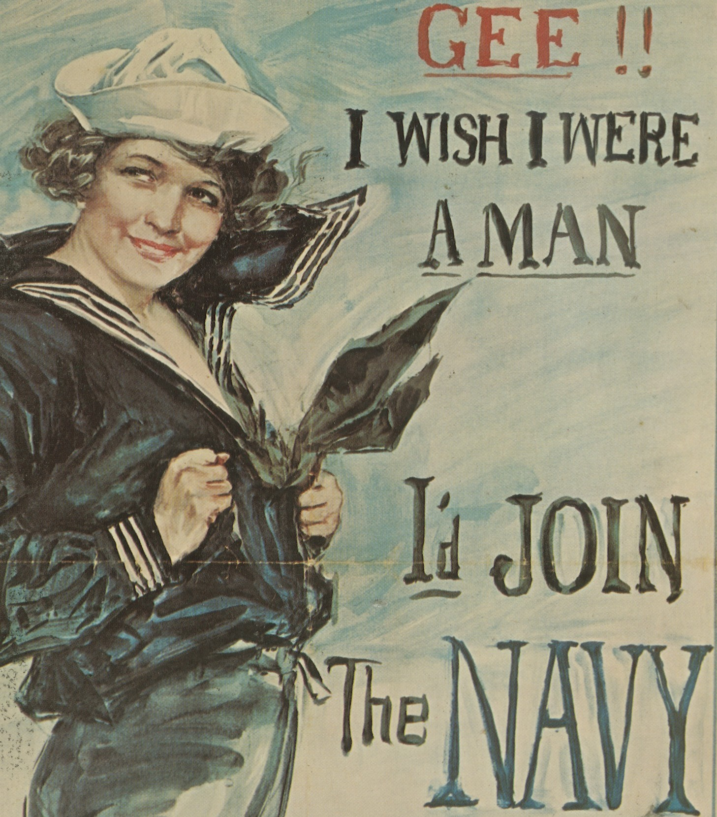 Christy Recruitment Poster, WWI